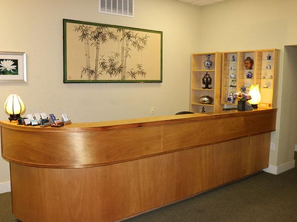 WHAC Front Desk