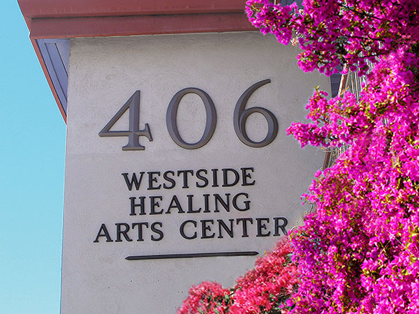 WHAC Mission Street Sign